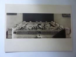 """Cartolina """"MOSTRA AUGUSTEA DELLA ROMANITA'  1937 / 1938  - PLASTICO RICOSTRUZIONE DEL PALAZZO DI DIOCLEZIANO A SPALATO"""" - Mostre, Esposizioni"""