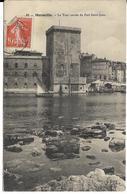 Marseille - La Tour Carrée Du Fort St Jean - Marseille