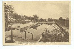 Montigny Le Tilleul Charleroi Plage Bassin - Montigny-le-Tilleul