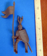 CAVALIERE KNIGHT SOLDATINO VINTAGE - Figurines