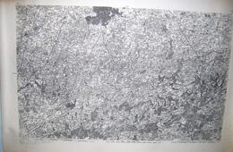 CARTE CHOROGRAPHIQUE DES PAYS-BAS AUTRICHIENS – Planche XIII : DUCHE DE BRABANT - Cartes Géographiques