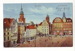 Germany,Dortmund Marktplatz 1927 - Dortmund