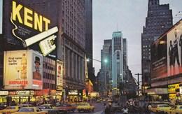 NEW YORK  TIMES SQUARE  LA NUIT (dil341) - Time Square