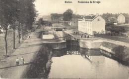"BLATON-BERNISSART ""PANORAMA DU RIVAGE-CANAL BLATON-AAT"" - Bernissart"
