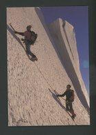 CPM - LE ROYAUME DU SILENCE - - Alpinisme