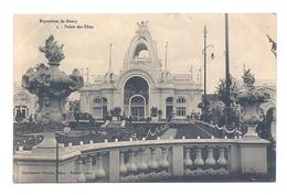 CPA Exposition De Nancy - 2. Palais Des Fêtes - Nancy