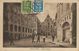 Tallinn Vana Turg  Shop Paris Used Rhda... - Estonie