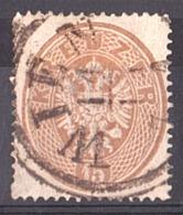 Autriche - 1863 - N° 26 Oblitéré - 1850-1918 Empire