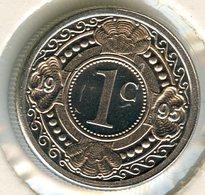 Antilles Neérlandaises Netherlands Antilles 1 Cent 1995 UNC KM 32 - Antillen (Niederländische)