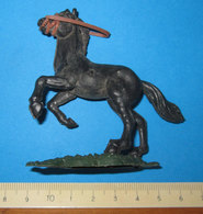 CAVALLO HORSE SOLDATINO VINTAGE HONG KONG - Figurines