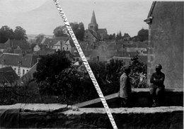 02 BEAURIEUX  / CARTE PHOTO / 1915 - 1919 / MILITAIRES / SOLDATS / POILUS - France