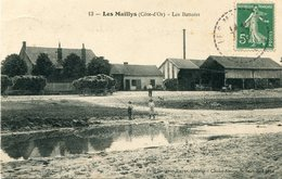 13. LES MAILLYS - LES BATTOIRS - France