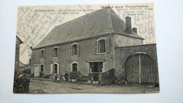 Carte Postale (N2 ) Ancienne De Fresselines , Hotel Des Touristes - Sonstige Gemeinden
