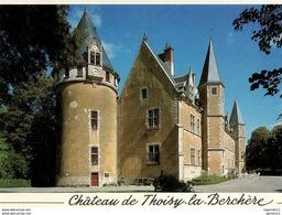 21 - CHATEAU DE THOISY LA BERCHÈRE - France