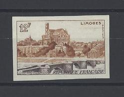 FRANCE. YT  N° 1019  ND   Neuf **  1955 - France
