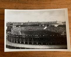 Russie Carte Photo Années Autour 1930 Stade Sport Football à Leningrad - Calcio