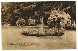 Deinze, Bachte Maria Leerne, Château D'oydonck, Une Vue Du Jardin (pk55392) - Deinze