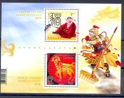 CANADA   (AME 005) - Chines. Neujahr