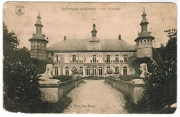 Zevergem, Seevergem, Kasteel Van Welden (pk55393) - De Pinte