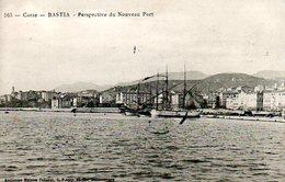 Bastia (20) : Perspective Du Nouveau Port - Bastia