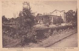 119 Vilvoorde Ecole D Horticulture Ecoles De Botanique - Vilvoorde