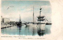 Bastia (20) : Le Nouveau Port - Bastia