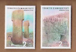 AC - TURKEY STAMP - GOBEKLITEPE SANLIURFA MNH 28 FEBRUARY 2019 - Neufs