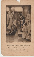 IMAGE RELIGIEUSE - PENSIONNAT JEANNE D'ARC - SOUVENIR DE LA PREMIERE COMMUNION - CLAIRETTE - CATHEDRALE DE GRASSE - 1937 - Images Religieuses