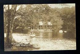 CPA Photo Postcard - New Jersey - Blair Lodge - Lake Hopatcong - 1911 - WJ Harris Publisher - Autres