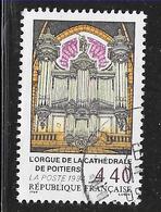 FRANCE 2890 L'orgue De La Cathédrale De Poitiers - France