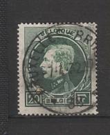 COB 290B Oblitération Centrale BRUXELLES * 38 * - 1929-1941 Grand Montenez