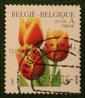 Blumen Bloemen Fleur Flower Mi 2906 1999 Used/gebruikt/oblitere BELGIE / BELGIEN / BELGIUM / Belgique - Belgien