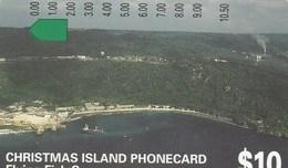 Christmas Island - Flying Fish Cove - Christmas Island