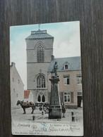 Luik Liège La Fontaie De La Vierge - Liege