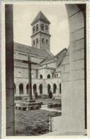 Abbaye D'ORVAL - Le Préau Du Cloître - Belgique