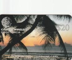 Diego Garcia - Sunset $20 - Diego-Garcia
