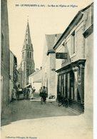 44 - LE POULIGUEN - Rue De L'église - Le Pouliguen