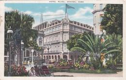CARTOLINA - CUBA - HOTEL PLAZA HAVANA CUBA - Cuba