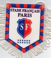 Fanions Du Stade Français Paris - Rugby