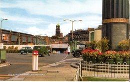 Cp GRANDE BRETAGNE - BIRKENHEAD - The Mersey Tunnel, Petite Animation, Automobiles Format Cpa - Cartes Postales