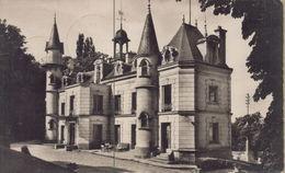 Hardricourt : Le Château Des Tourelles - Hardricourt