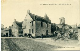 44 - ABBARETZ - Un Coin Du Bourg - Otros Municipios