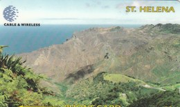 St. Helena Island -  Sandy Bay - 325CSHC - Sainte-Hélène