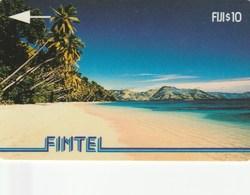 Fiji -  Palms & Beach - 1CWFB - Fidji