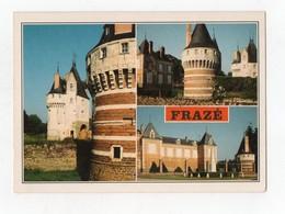 Frazé Vues Diverses Du Chateau - Frankrijk
