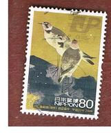 GIAPPONE (JAPAN) - SG 3716  -    2008 PHILATLIC WEEK: BIRDS  - USED° - 1989-... Emperador Akihito (Era Heisei)