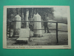Vaals - DUITSCHE Wachtpost - Aken - Grenze - Grens - Kelmis - Drie / Vierlanderblick - Aachen - Vaals