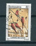 1978 Botswana Birds,oiseaux,vögel,vogels Used/gebruikt/oblitere - Botswana (1966-...)