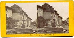 Photos Stéréoscopiques - Isère 38 - Cognin - Gorges Du  Nan   ( A 16 ) - Stereo-Photographie