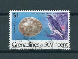 1978 Grenadines Of St.Vincent Birds,oiseaux,vögel,vogels Used/gebruikt/oblitere - St.Vincent (1979-...)